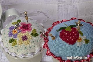 Embroidery,broderie,ricamo...