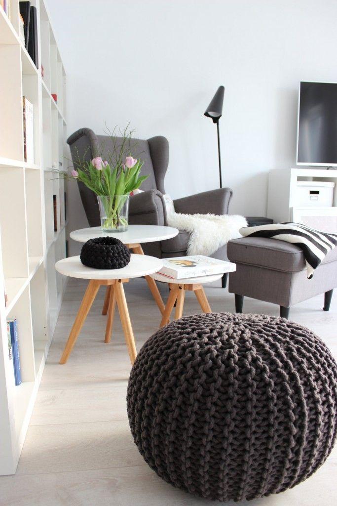 Stilmix vom feinsten bei iphigenie living room for Einrichtungsideen lesezimmer