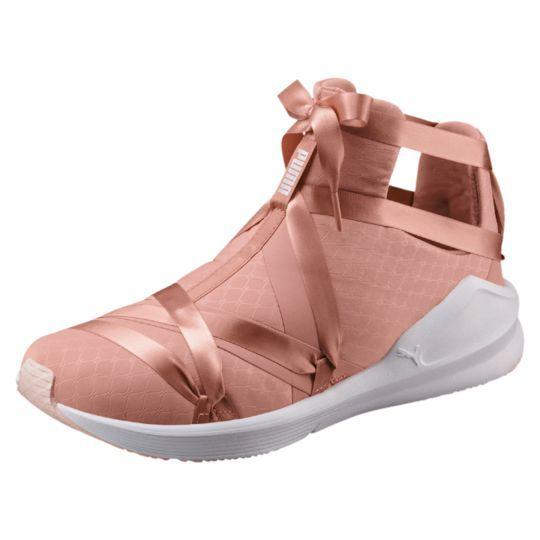 Fierce Rope Satin En Pointe Women s Sneakers  d9f003222