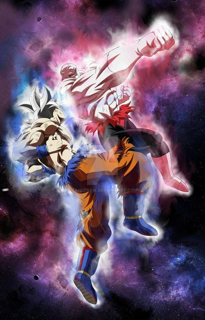 Goku Vs Jiren Dragon Ball Anime Dragon Ball Super Anime Dragon Ball