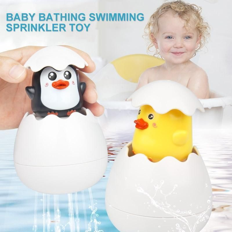 Baby bathing swimming sprinkler toy in 2020 | Baby bath toys