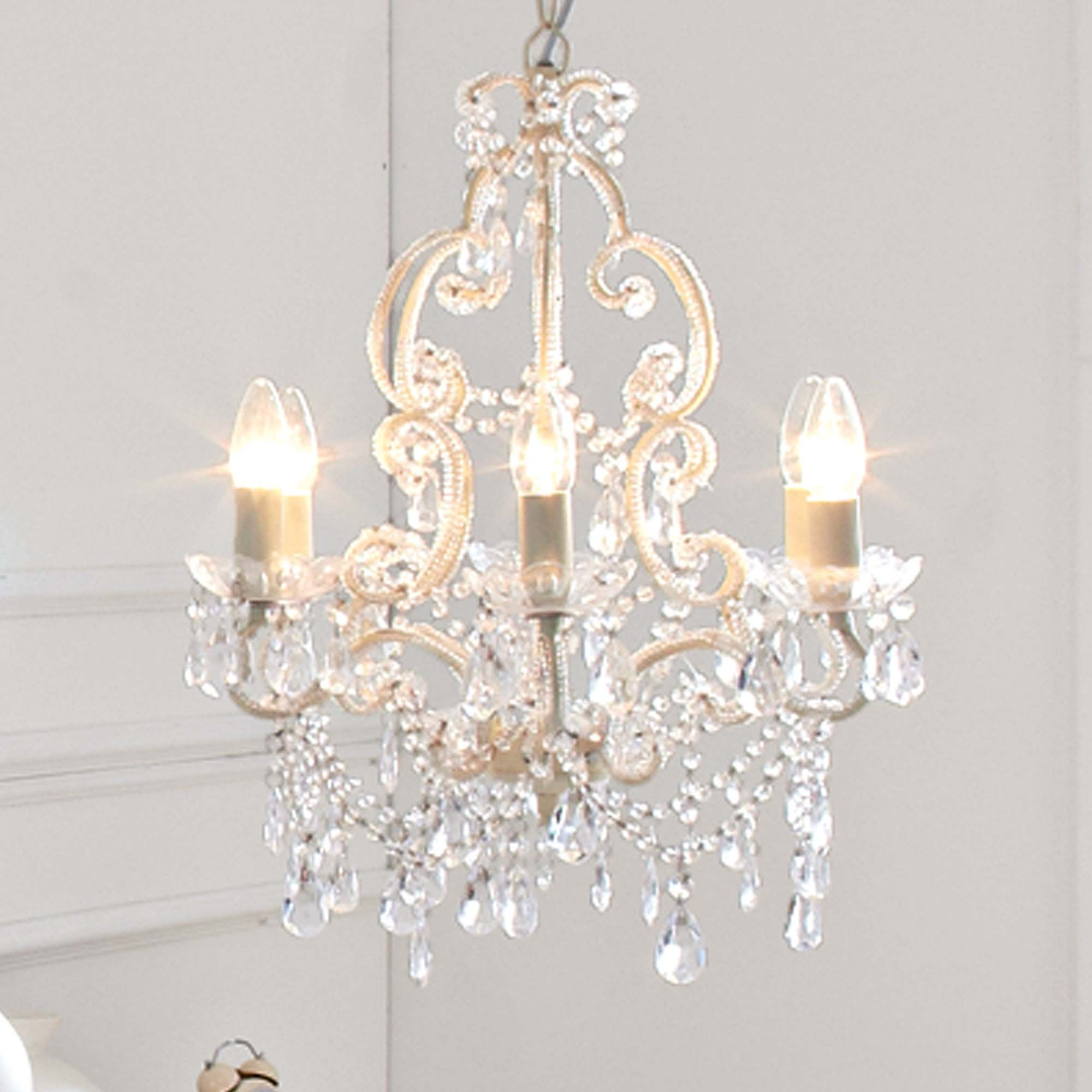 kronleuchter im impressionen online shop vintage style home pinterest chandeliers shabby. Black Bedroom Furniture Sets. Home Design Ideas