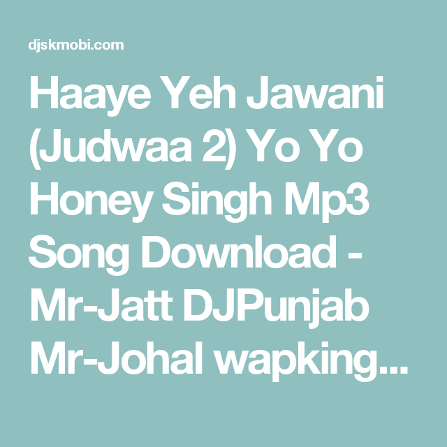 tere ishq mein honey singh mp3 download skull