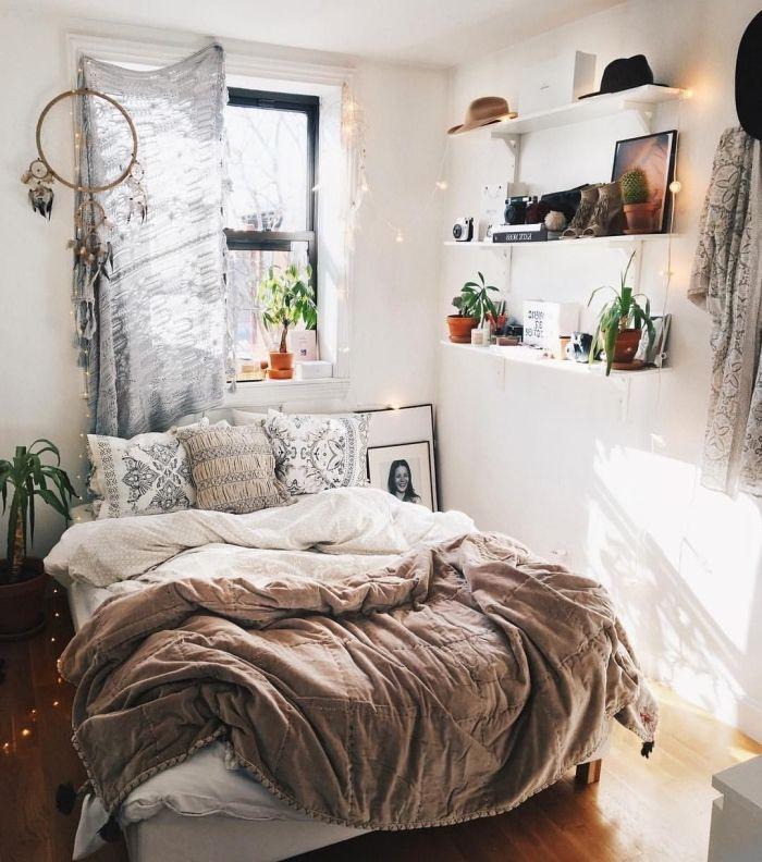 1001 Idees Pour Reussir La Deco Chambre Boheme Moderne Deco
