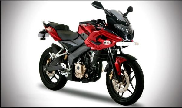 Bajaj Pulsar 200 Ns With Pulsar 220 Fairing Best Motorbike