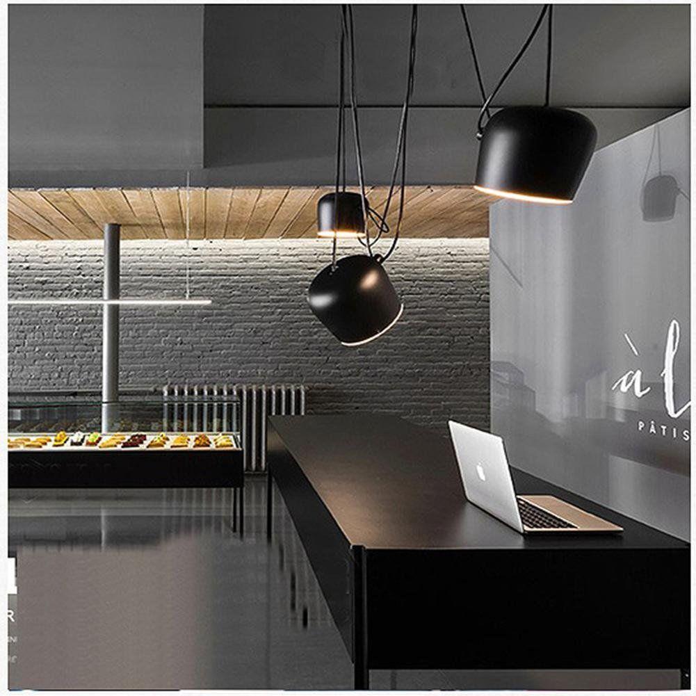 Post Modern Einfache Aluminium Pendelleuchten Nordic Creative ...