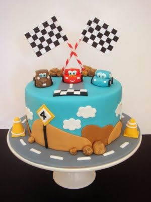 Amazing Pixar Cakes