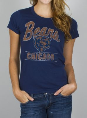 NFL Chicago Bears Kick Off Crew - Women s Collections - NFL - All - Junk  Food Clothing 4338f655d