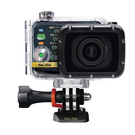 Nilox EVO 4K la nuova action cam per riprese di qualità cinematografica