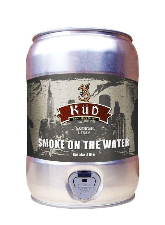 Cerveja Smoke On The Water Kud Estilo Rauchbier Produzida Por
