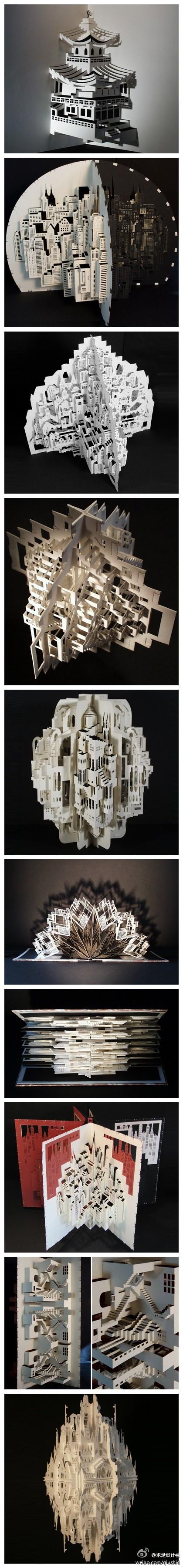 Ingrid Siliakus arquitectura de papel