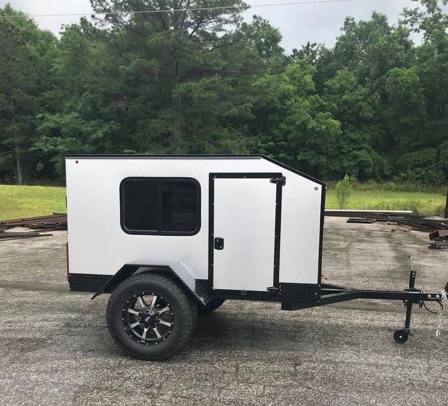 Small Campers Affordable Campers Small Travel Trailers Offroad Campers Overland Campers Mini Campers Wee Rol Small Camping Trailer Jeep Trailer Offroad
