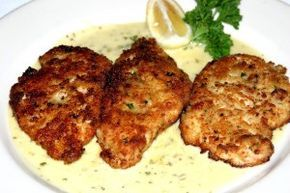 Morton's Steakhouse Copycat Recipes: Chicken Christopher