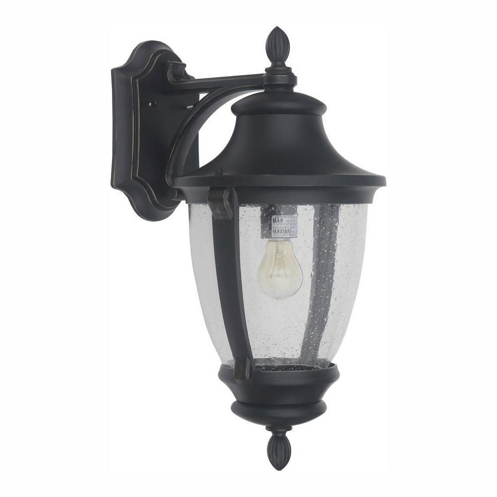 18+ Home depot wall sconce black ideas