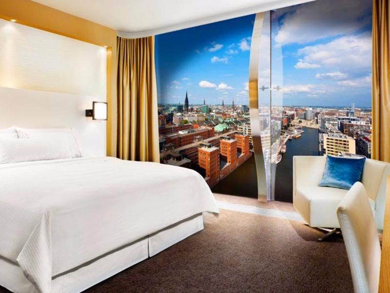 Hamburg The Westin Hamburg Germany Europe Located In Hafencity The Westin Hamburg Is A Perfect Starting Point From Which T Hotel Hotel Business Center Westin