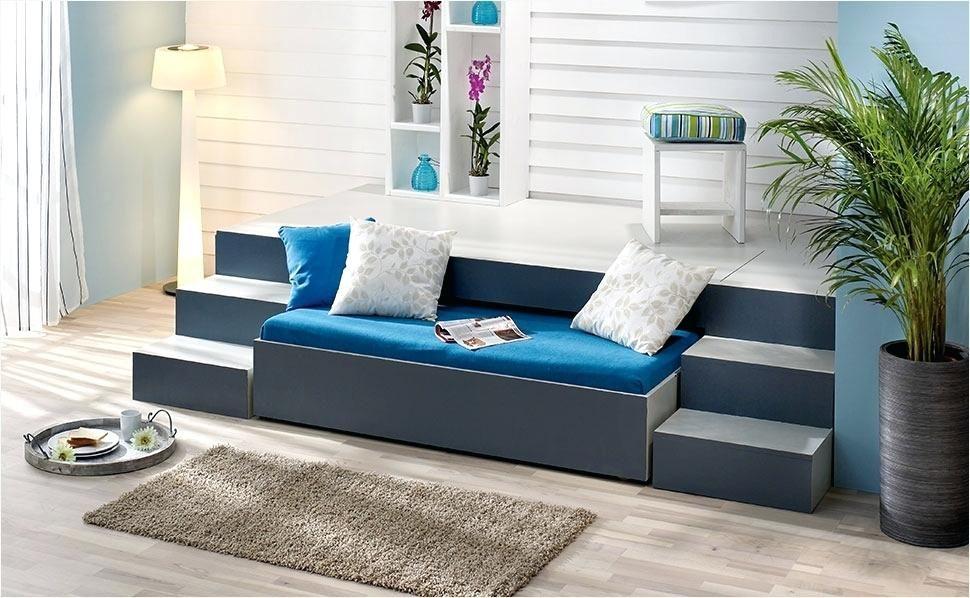 Podestcouch Selber Bauen Podest Mit Couch Anleitung Von Hornbach Bett Tsr Insp Podestcouch01 970x598 Couch Selber Bauen Bett Selber Bauen Mobel Bauen