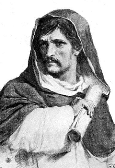 Giordano Bruno - Ciò che sono mi sopravviverà