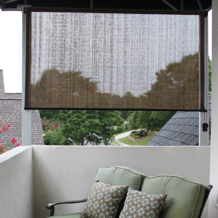 Symple Stuff Sun Roll Up Solar Shade Reviews Wayfair Solar Shades Solar Shades Windows Patio Blinds