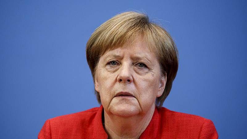 Angela Merkel Bitteres Ehe Drama In 2020 Merkel Ehe