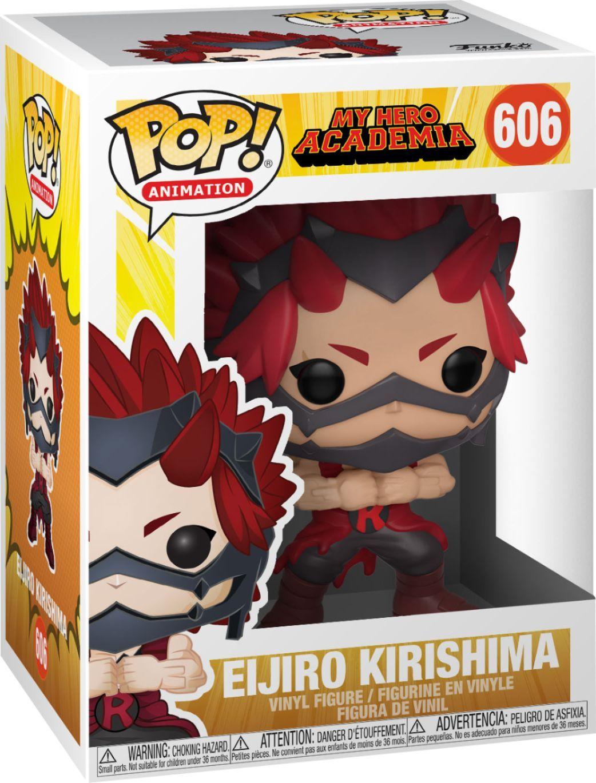 Funko Pop Animation My Hero Academia Kirishima 42937 Best Buy Anime Pop Figures Vinyl Figures Funko Pop