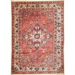 Semi-antique Persian Bakhtiari Area Rug 40375 - Area Rug area rugs