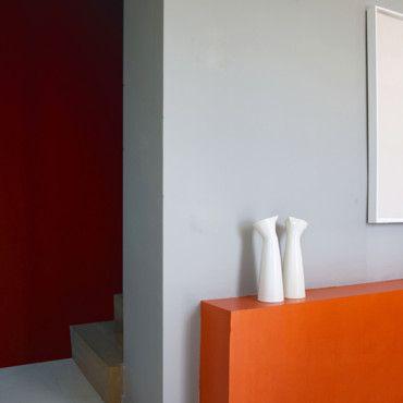 De nouvelles peintures Tollens inspirées par Pantone Chambres - peinture chambre gris et bleu