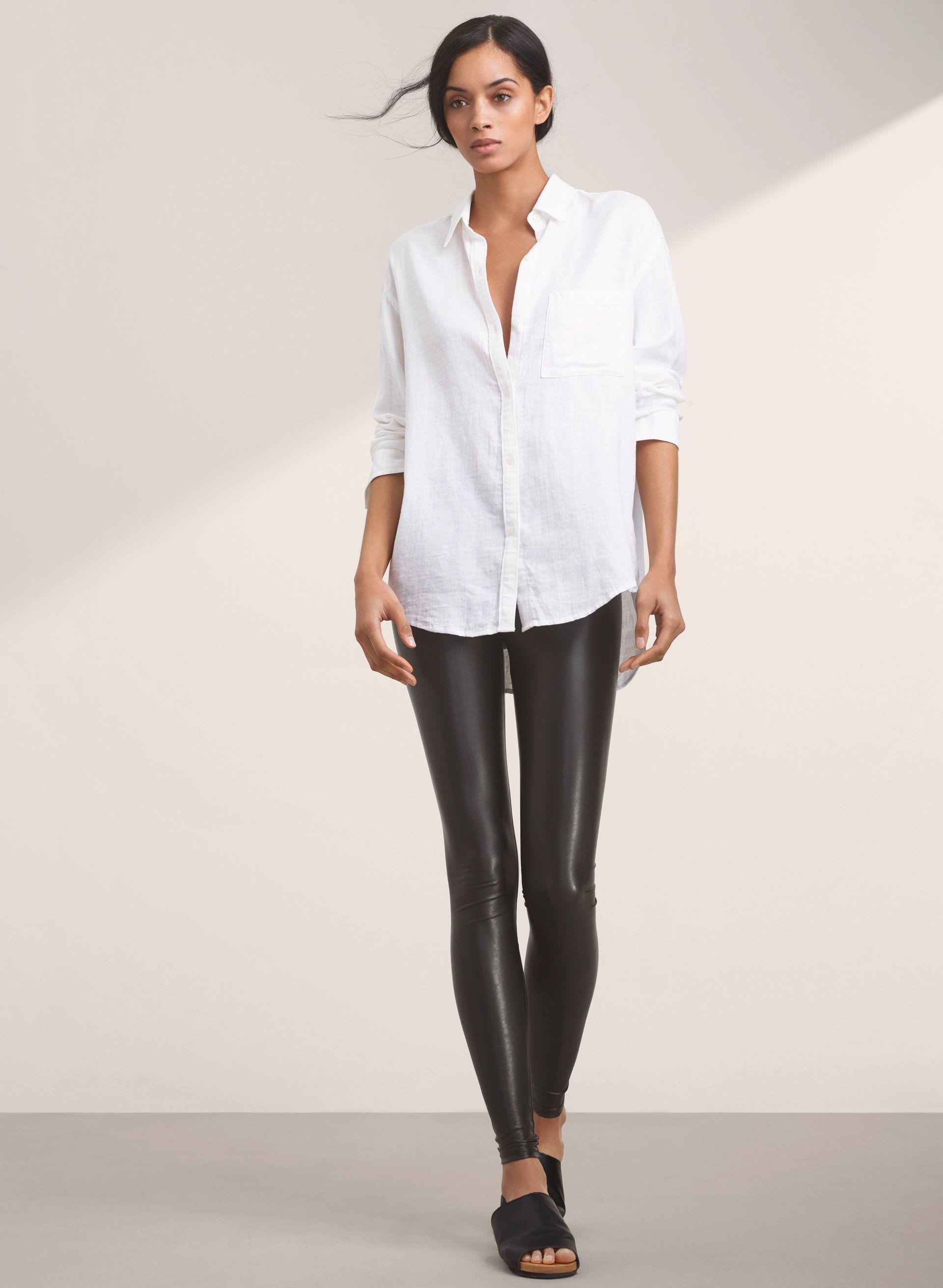 308d556a2f4b82 Daria pant | F A S H I O N | Leather pants outfit, Fashion, Pants