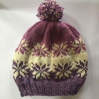 Photo of Septemberstjerner Lue | September Star Beanie pattern by MaBe
