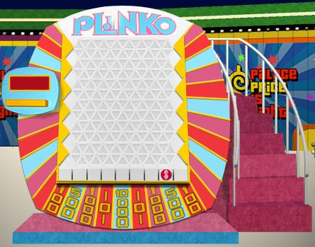 I HAD to watch The Price is Right when I was home from school sick...it made me feel better! And this was my favorite game.