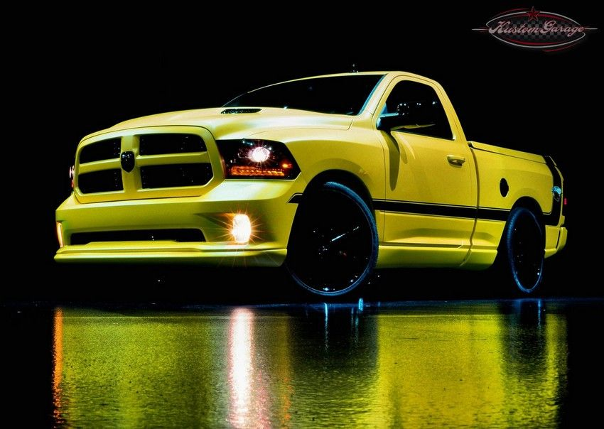 Dodge Ram 1500 Rumble Bee Concept In 2003 The Ram Truck Brand Introduced The Rumble Bee A Popular Model Inspired By The Sup Ram Trucks Dodge Ram Concept Cars