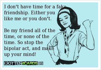 bipolar friendship quotes