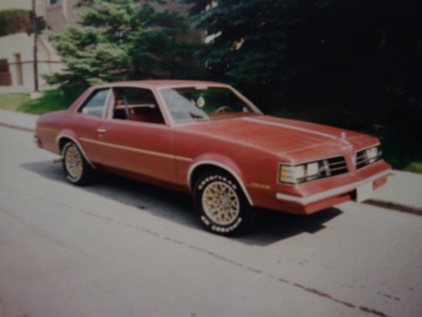 1981 Pontiac LeMans