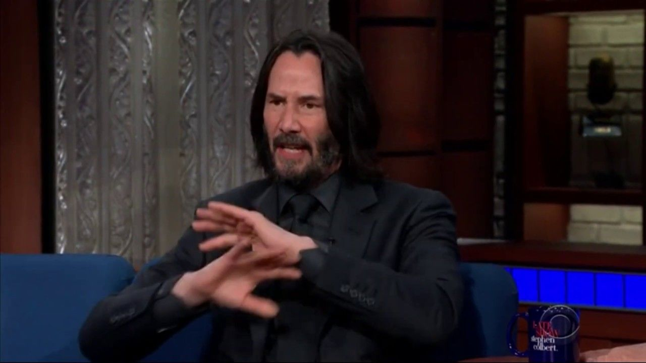 Keanu Reeves Has The Ultimate Answer For Question Of Life What