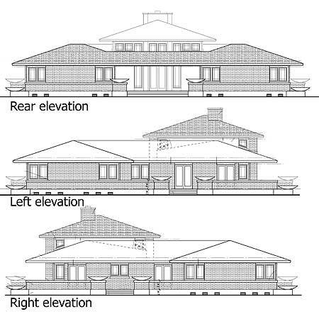 Plan 81313W: Classic Prairie Style House Plan