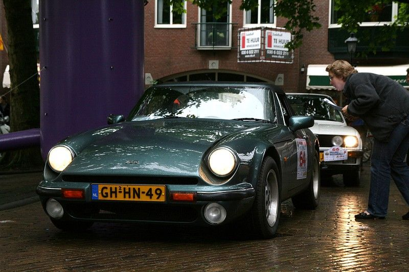 Tvr In The Rotarally Finish Cars Pinterest Cars