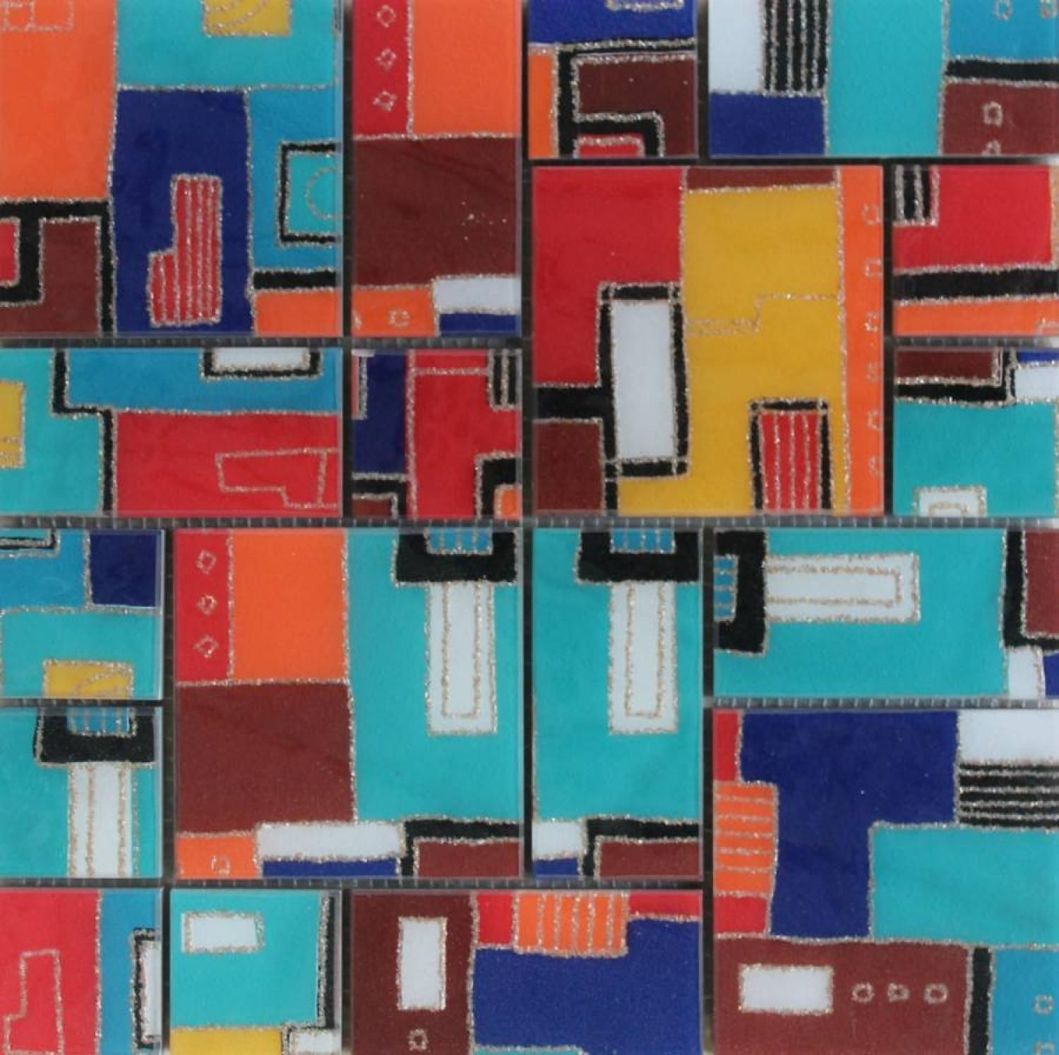 Modular Mosaic 300x300mm  - picture 2