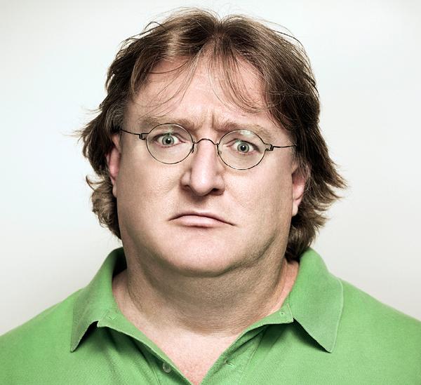 Gabe Newell Avec Images Half Life