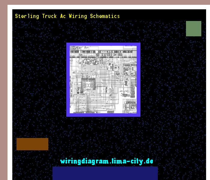 Sterling Truck Ac Wiring Schematics Wiring Diagram 18214 Amazing Wiring Diagram Collection Sterling Trucks Ac Wiring Trucks