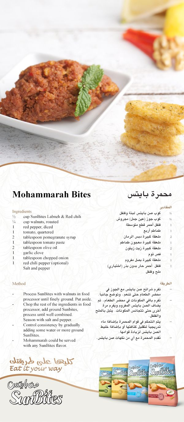 Sunbites Arabia Food Processor Recipes Cooking Recipes Cooking