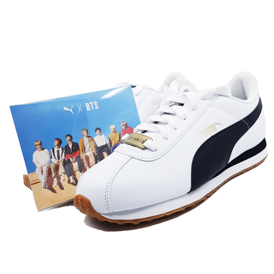 42917a863e2 Puma x Bts Turin Shoes - Come with a Puma Box