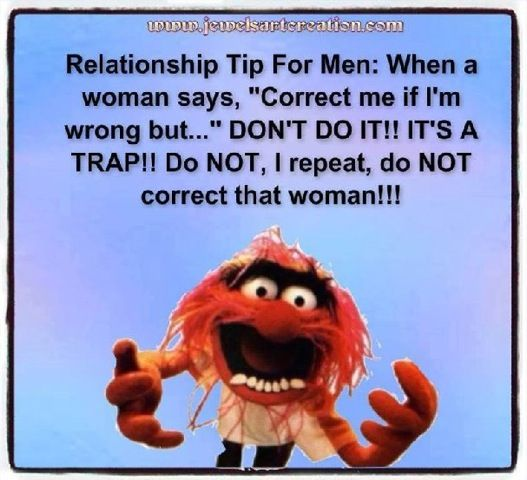 This Should Say Relationship Tip For Women When A Man -9395