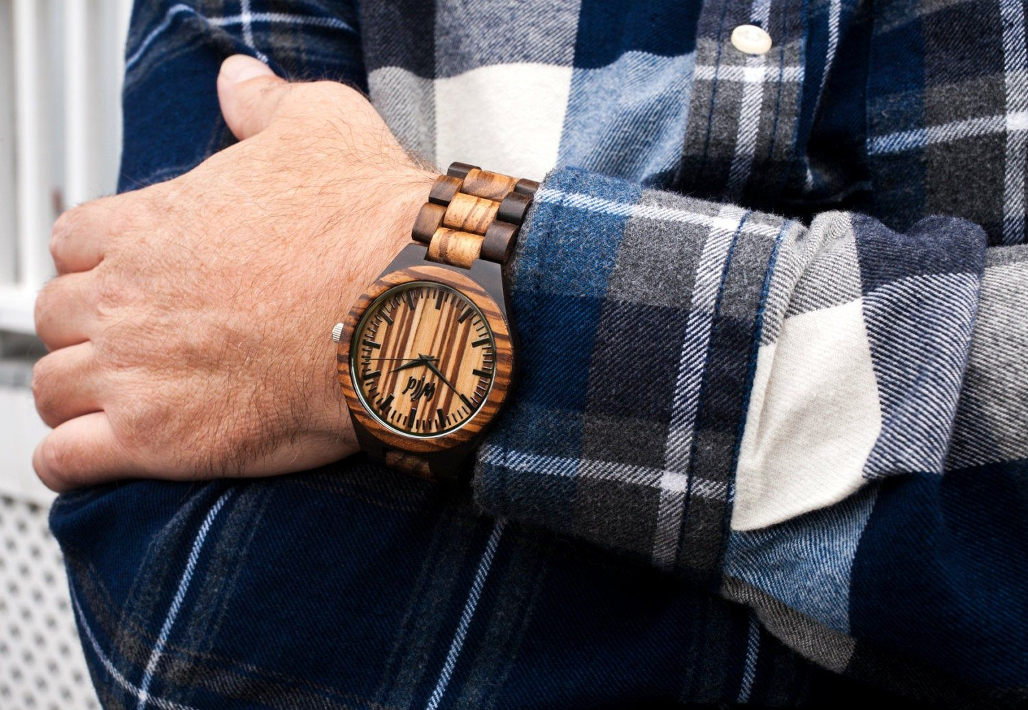 Wood Watch, personalized mens watch, engraved watch ...