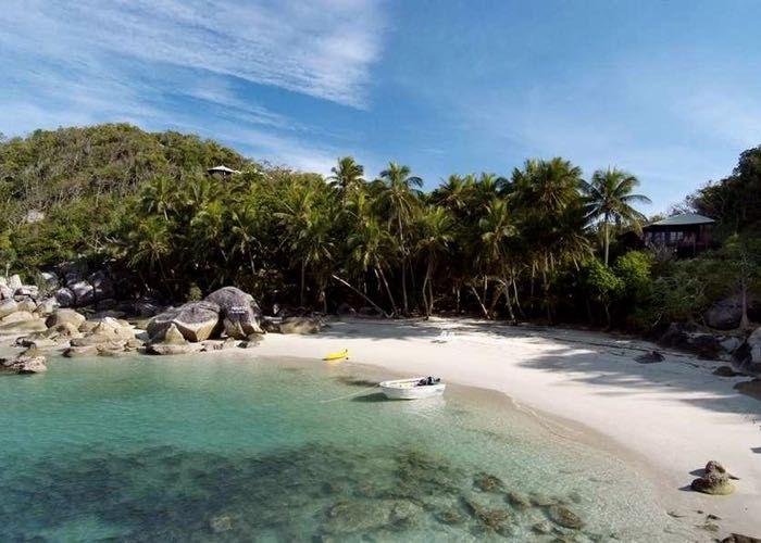 Bedarra Island Villa - Luxury Beach House Great Barrier ...
