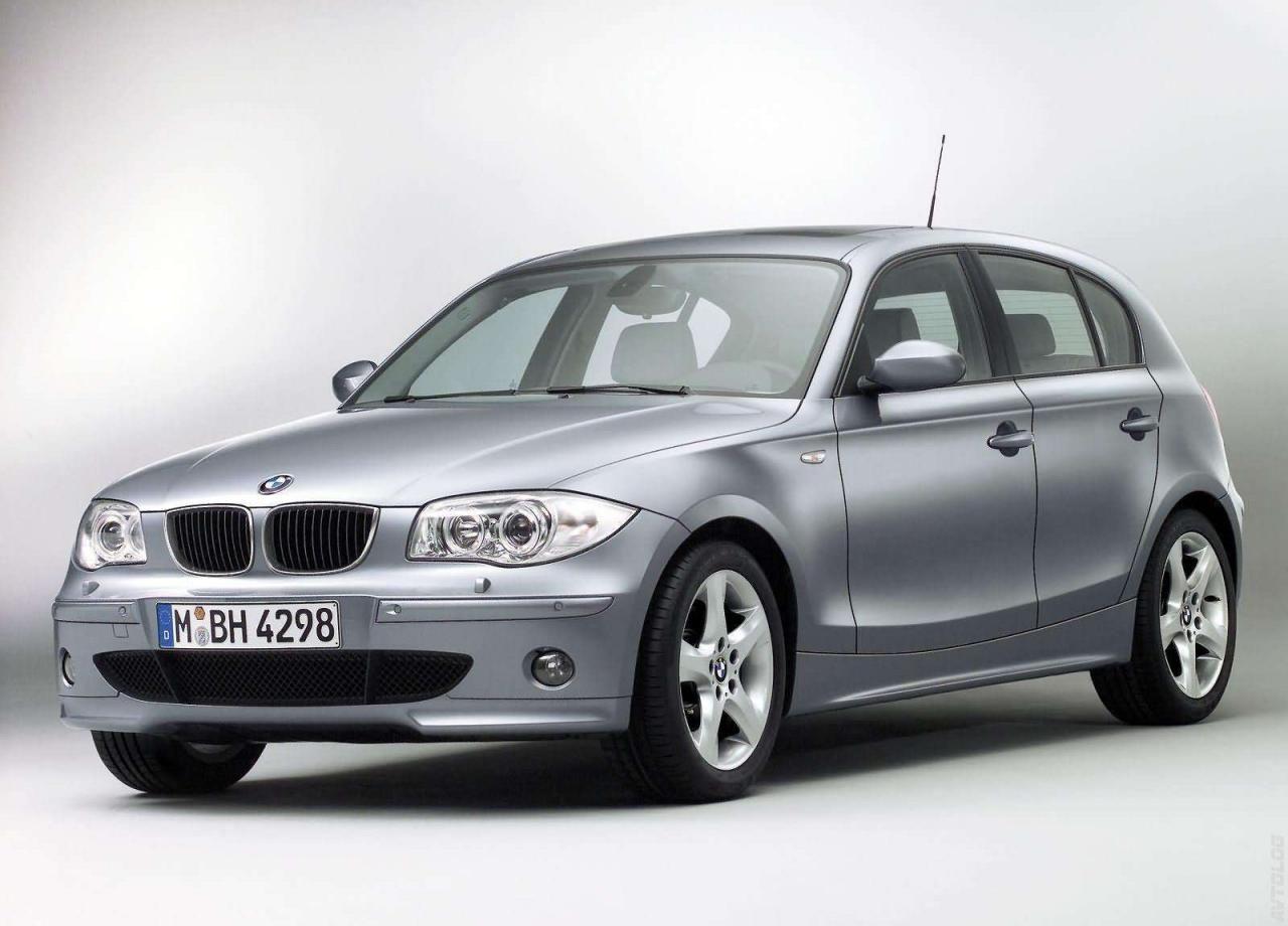 2005 BMW 120i
