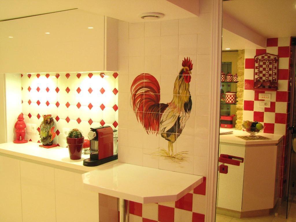 Faience Cuisine Lapeyre Faience Murale Pour Cuisine Damier Rouge