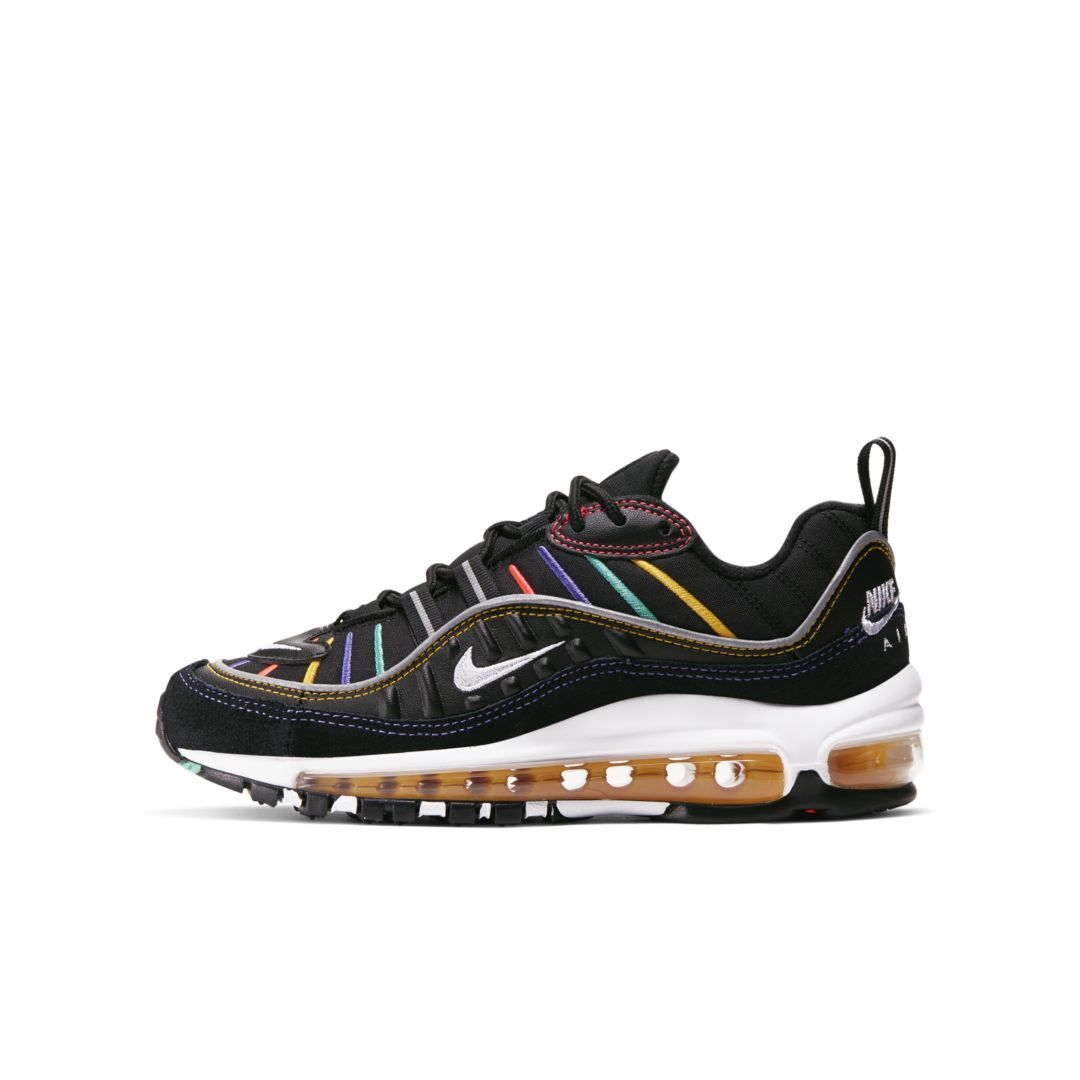 Nike Air Max 98 Game Change Big Kids' Shoe