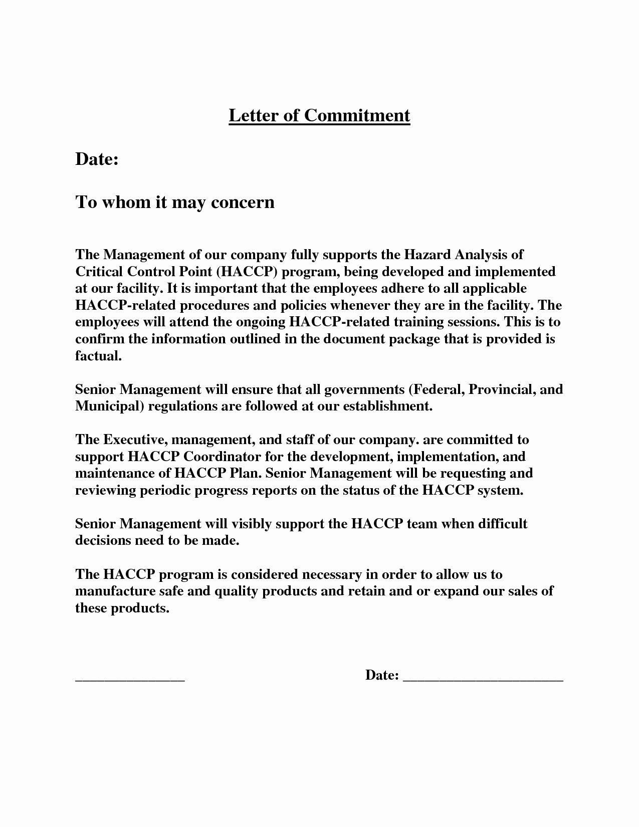 Commitment Letter For Job Best Of Fresh Mintment Letter Sample For You Letter Sample Lettering Doctors Note Template Letter of commitment for employment