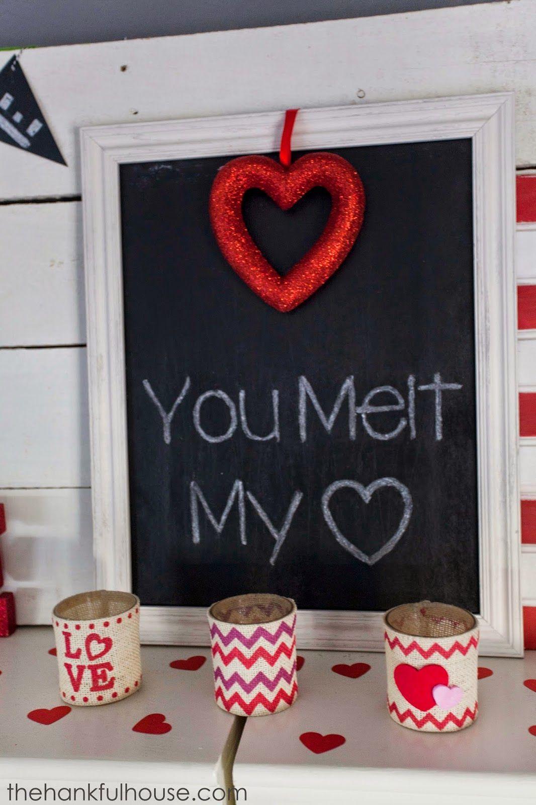 Valentineus day mantle valentines day pinterest mantle