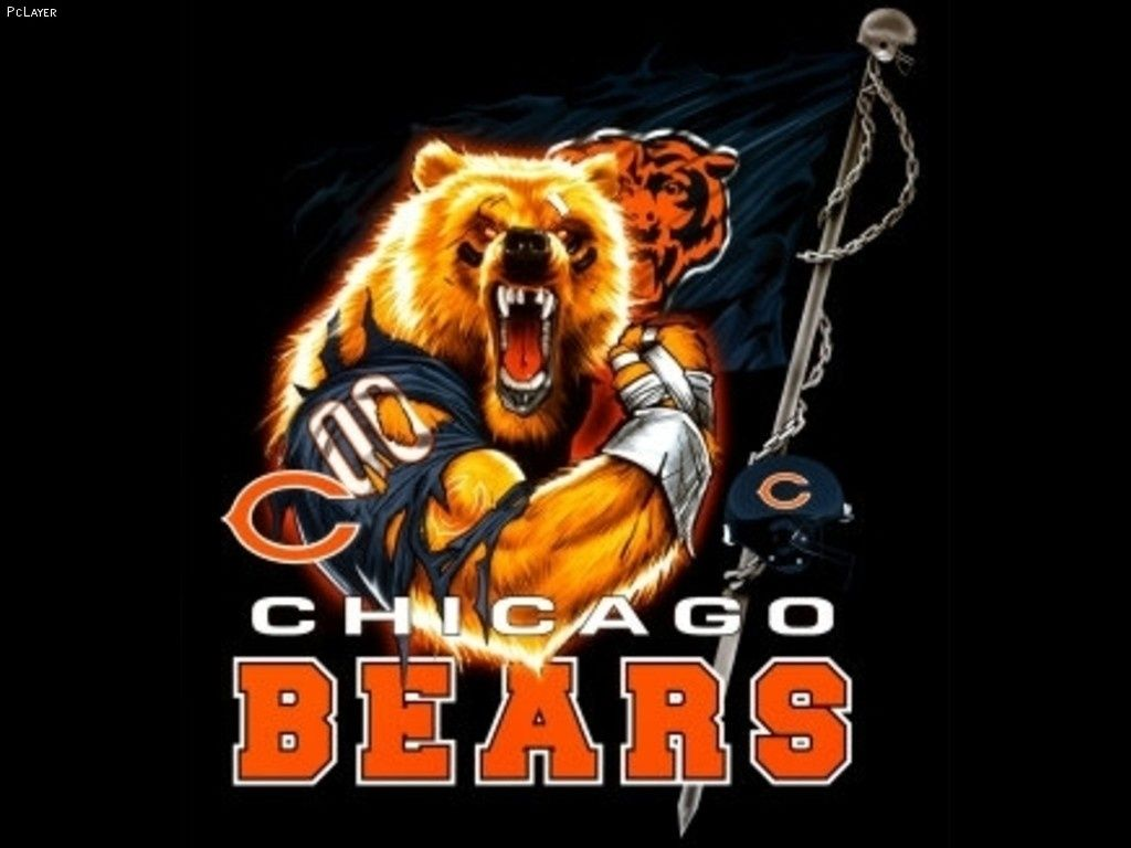 chicago pictures high resolution | Chicago Bears wallpaper desktop wallpapers large HD resolution .