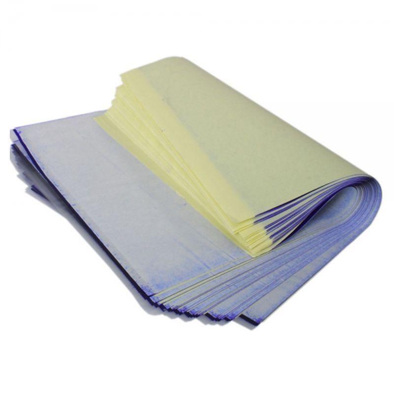 100pcs spirit thermal stencil transfer paper reprofax